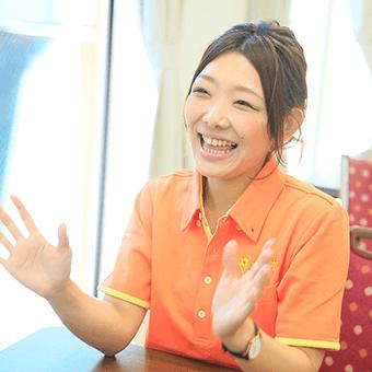 >ケアマネージャー/太田裕子